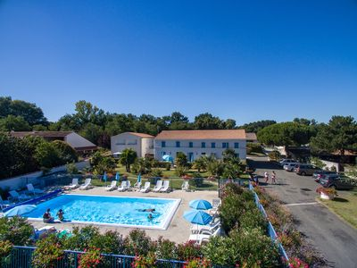Photo for LOGIS DE LA PALMERAIE - heated pool - 11 VILLAS 70 m2 - villa n ° 6