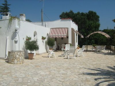 Photo for HOLIDAY IN PUGLIA, A 16 KM FROM OSTUNI