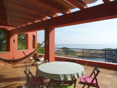 Photo for Prestigious house 200 meters from the port of Sa Tuna