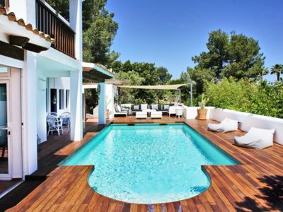 Photo for Villa Ana - Beautiful villa surrounded by nature