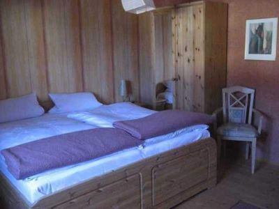 Photo for Double room with shared bathroom - Haus am Wald