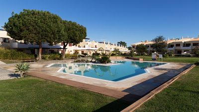 Photo for Luxury ground floor 2 bedroom apartment in Vila Sol close to beaches and golf in Vilamoura