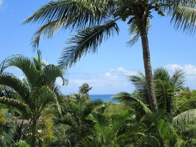 Photo for Large Affordable 1 bedroom Apartment with Ocean Views-Walk to Beach & Surf
