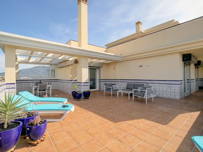 Photo for New!Luxurious semi-detached with huge terrace! Sorrel!