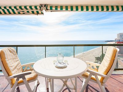 Photo for 2 bedroom Apartment, sleeps 4 in Castell-Platja d'Aro