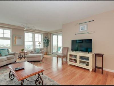 Photo for Oceanfront/view >> Resort Apt A312 >> 2 Bdrm/3Beds * Listen to Waves Crashing *