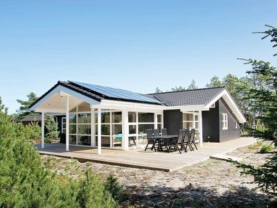 Photo for Stunning Holiday Home in Fjerritslev with Private Whirlpool