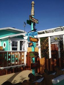 Welcome to The OB Mermaid Cottage… Our 5 0'Clock Somewhere...