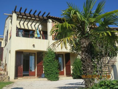 Photo for Holiday villa in quiet dream location 6 km to the beach