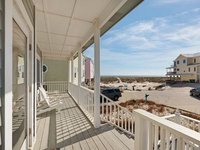 Photo for DIRECT GULF ACCESS WITH OUT GULF FRONT PRICE! NEWLY RENOVATED, COASTAL COTTAGE!