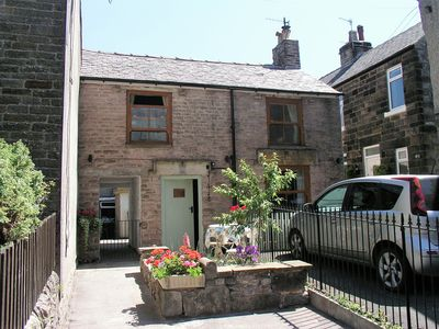 Photo for A delightful little cottage in the beautiful Victorian town of Buxton.