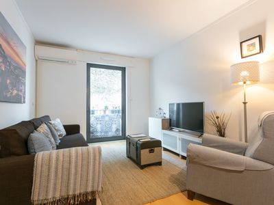 Photo for Great location in center of Lisbon (Lift / WIFI / Garage and (AC))