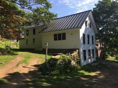 Photo for New Rental:  Completely Restored Sail Loft Cottage
