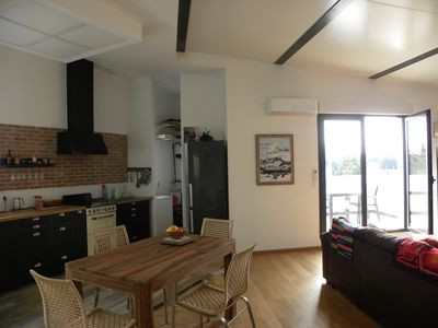Photo for CONTEMPORARY LOFT IN ROUSSILLON, CLOSE TO BEACHES