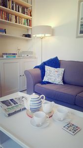 Photo for Rockpool Apartment - Cozy, modern apartment just 2 mins from the beach!