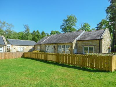 Photo for KIZZIE'S COTTAGE, pet friendly, with a garden in Guyzance, Ref 933857
