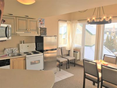 Photo for Tremblant Ski-in, Ski-out Condo for Rent