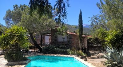 Photo for Off season: Villa ***** 5 bedrooms - Private Pool - Indoor Spa - Wifi