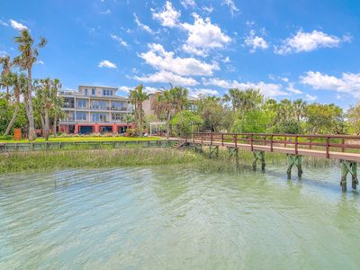 Photo for LUXURY Home W/ Private Pool, Hot Tub, and Dock! IOP's Finest!