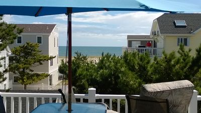 Photo for Oceanblock Contemporary Home in Center of Beach Haven!! 5 Bdrm