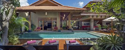 Photo for Peaceful 4BR villa by the beach,Seminyak
