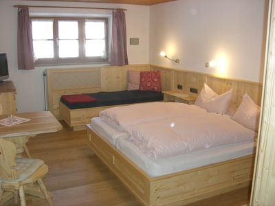 Photo for Double Room 4 - Guest House to Thoma, Kreuth-Enter Rock