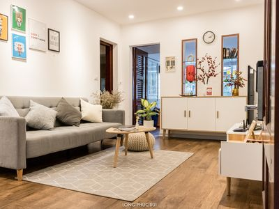 Photo for Coz&Comf Home - a peaceful apartment AT THE HEART of Hanoi