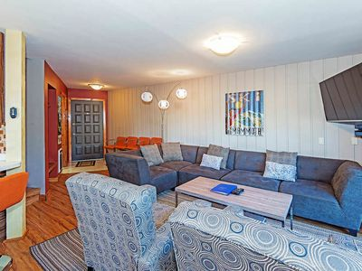 Photo for Amazing Luxury Cabin, Wifi included, In town - On Shuttle Route