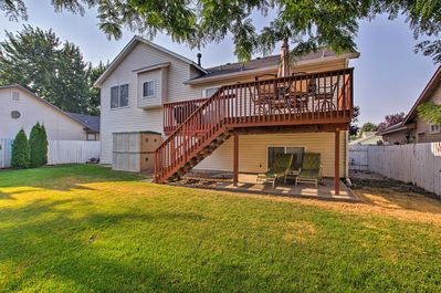 Find a home-away-from-home at this charming Boise vacation rental!