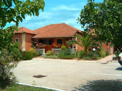 Photo for Pretty House Close To The Beach On Corfu Island