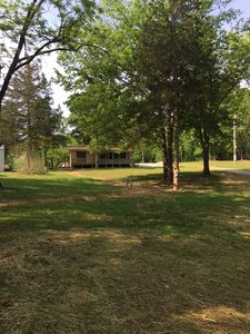 Photo for Lake of the Ozarks, House 2 bedroom, 1 bath, lake front with dock, close to town