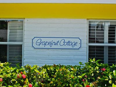 Photo for 1BR Cottage Vacation Rental in Sanibel, Florida