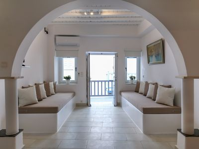 Photo for SeaBlue Venice House 2, in Mykonos Town / central