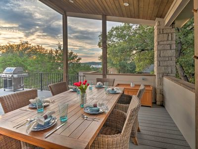 Photo for NEW-Lake Travis Home w/ Views & Boat Launch Access