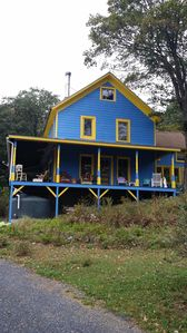 Photo for 1910 Whimsical 6 bedroom, 2 bath, great porch, fireplace,  vintage accents