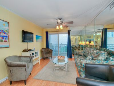 Photo for Ocean Front Building - Budget Friendly!