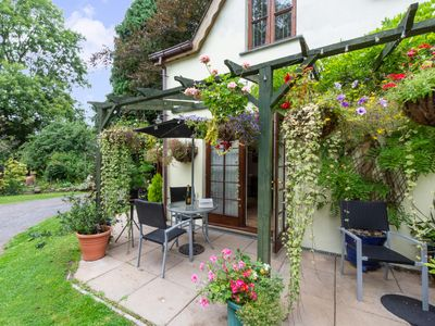 Photo for The Olive Branch is a cosy ground floor apartment and set in a rural location yet is less than a mil