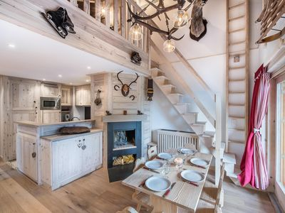 Photo for Forêt 17 - Apartment with balcony, near to the slopes