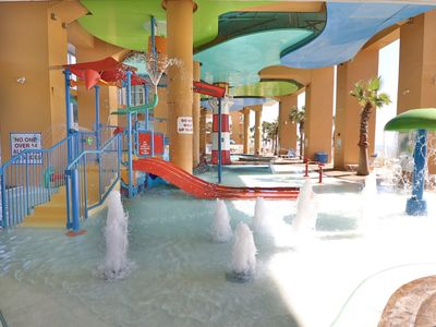 Photo for Splash 2BRs On Water + Bunks 4th Flr Deals 6/8-15 7/13-20 2 Beach Free Chairs