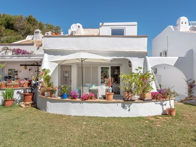 Photo for Air-Conditioned Holiday Home with Sea View, Balcony, Terrace & Wi-Fi