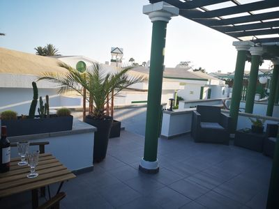Photo for SOLEDADO BUNGALOW IN MASPALOMAS with GRAND TERRACE
