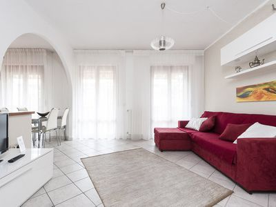 Photo for Apartment 2-4-5 people with terrace and garage in Pisa