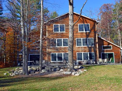 Photo for Large Secluded Estate accommodates 18+ guests. 12 Minutes from Town of New Paltz