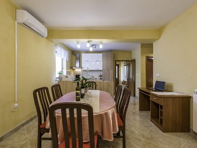 Photo for Lovely apartment in the center of Istria for family or group