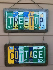 Welocme to the Treetop Cottage!