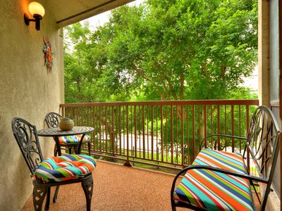 Photo for Beautiful Condo on the Comal River - Sure to Please!