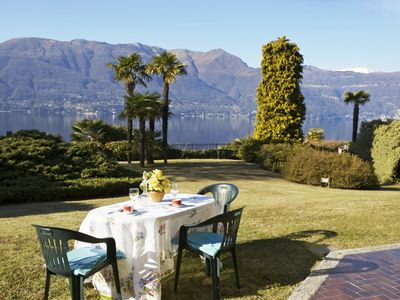 Photo for Spacious 2-room apartment with about 1. 300 m² large landscaped garden plot