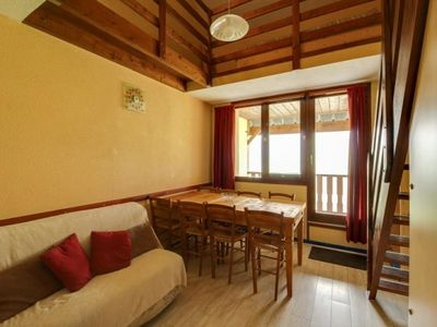 Photo for Apartment La Mongie, 1 bedroom, 8 persons