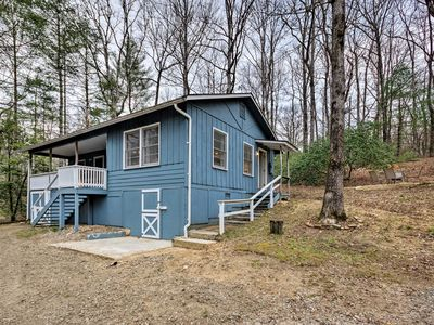 Photo for NEW! Brevard Cottage w/Dock 'Hickory Nut Hideaway'