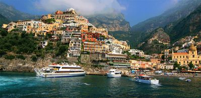 Photo for 1BR House Vacation Rental in Positano, Campania